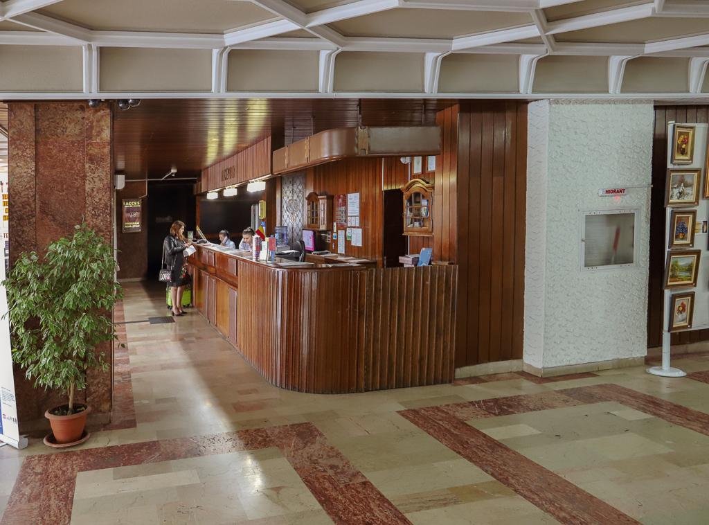 Hotel Moldova | Iasi | Roemenië