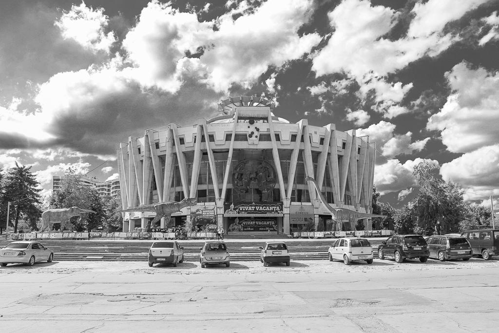 Staatscircus | Chisinau | Moldavië