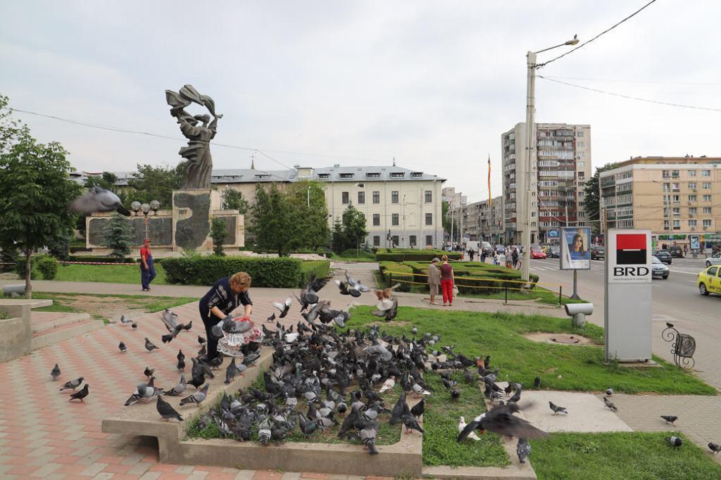 Monument voor de Onafhankelijkheid | Iasi | Roemenië