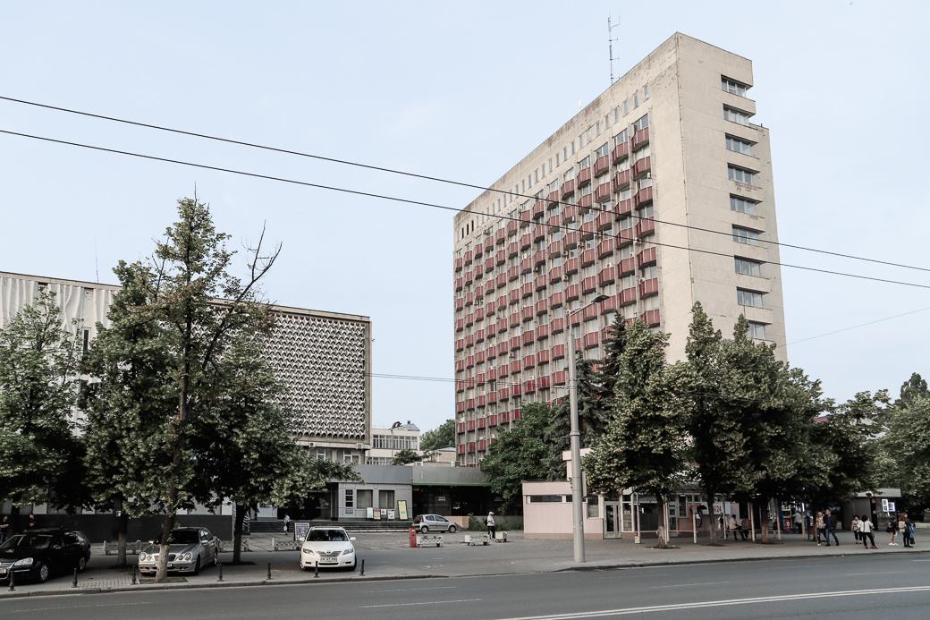 Nationale Bibliotheek en drukkerij | Chisinau | Moldavië