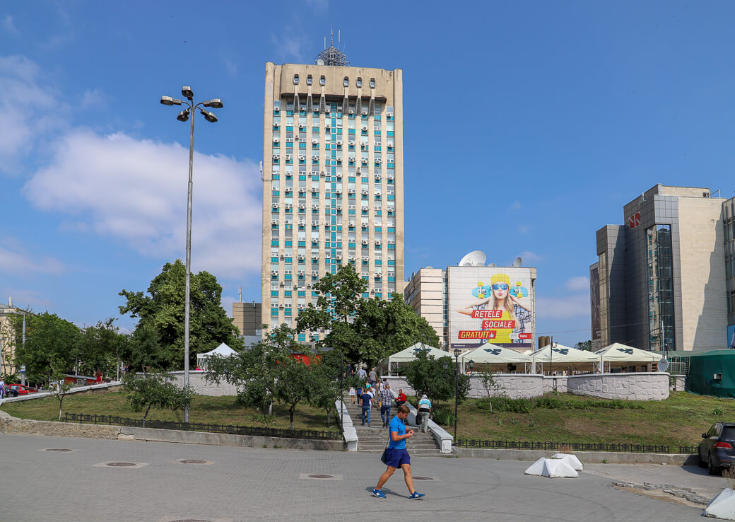 MoldTelecom | Chisinau | Moldavië