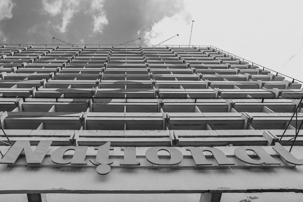 Hotel National | Chisinau | Moldavië