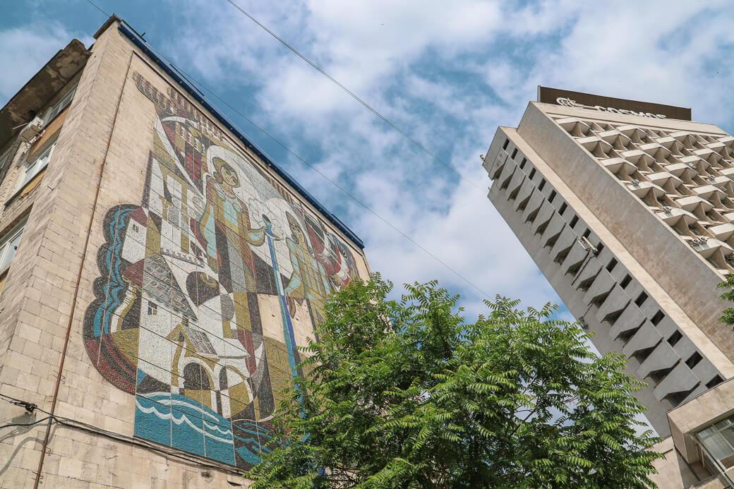 Hotel Cosmos | Chisinau | Moldavië