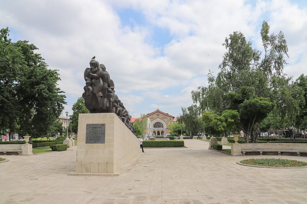Goelagmonument | Chisinau | Moldavië