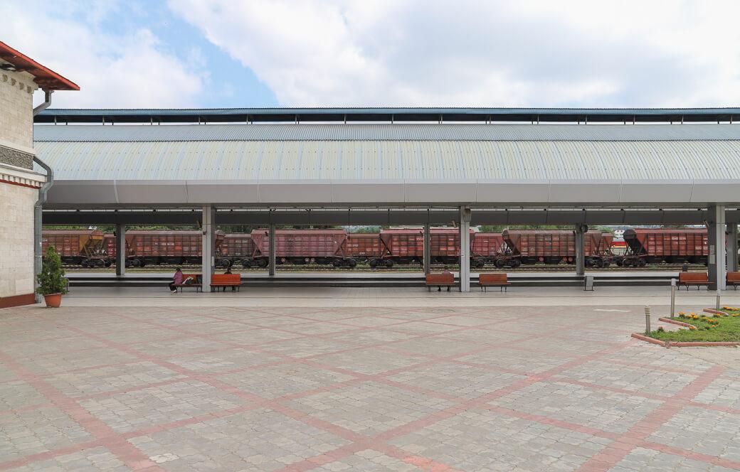Station | Chisinau | Moldavië