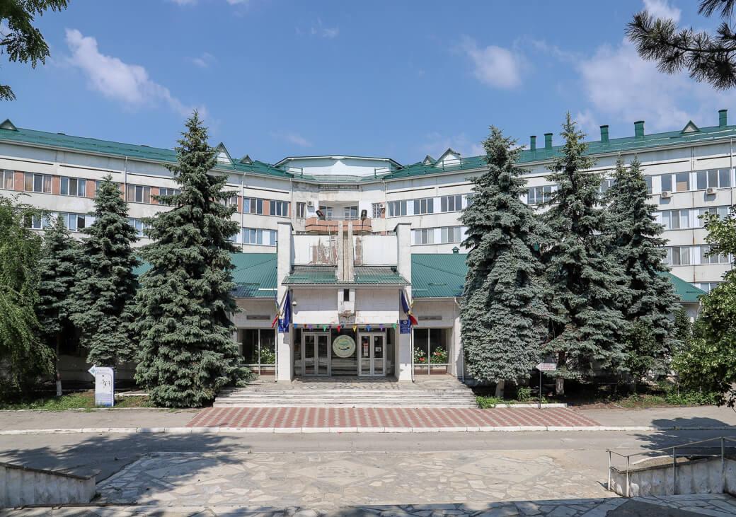 "Spitalul Clinic Municipal De Copii ""Valentin Ignatenco"" | Chisinau | Moldavië"