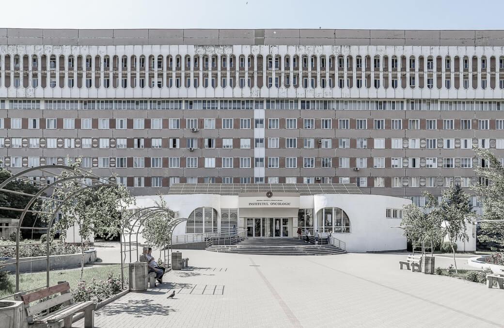Institutul oncologic | Chisinau | Moldavië