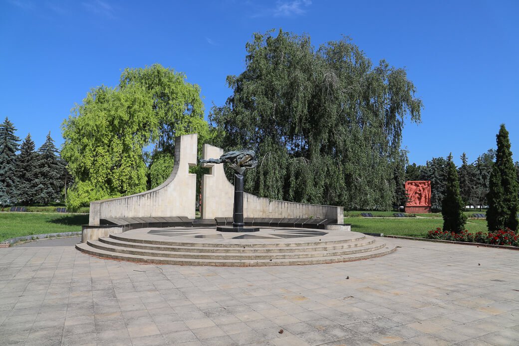 De Barmhartige Moeder | Chisinau | Moldavië