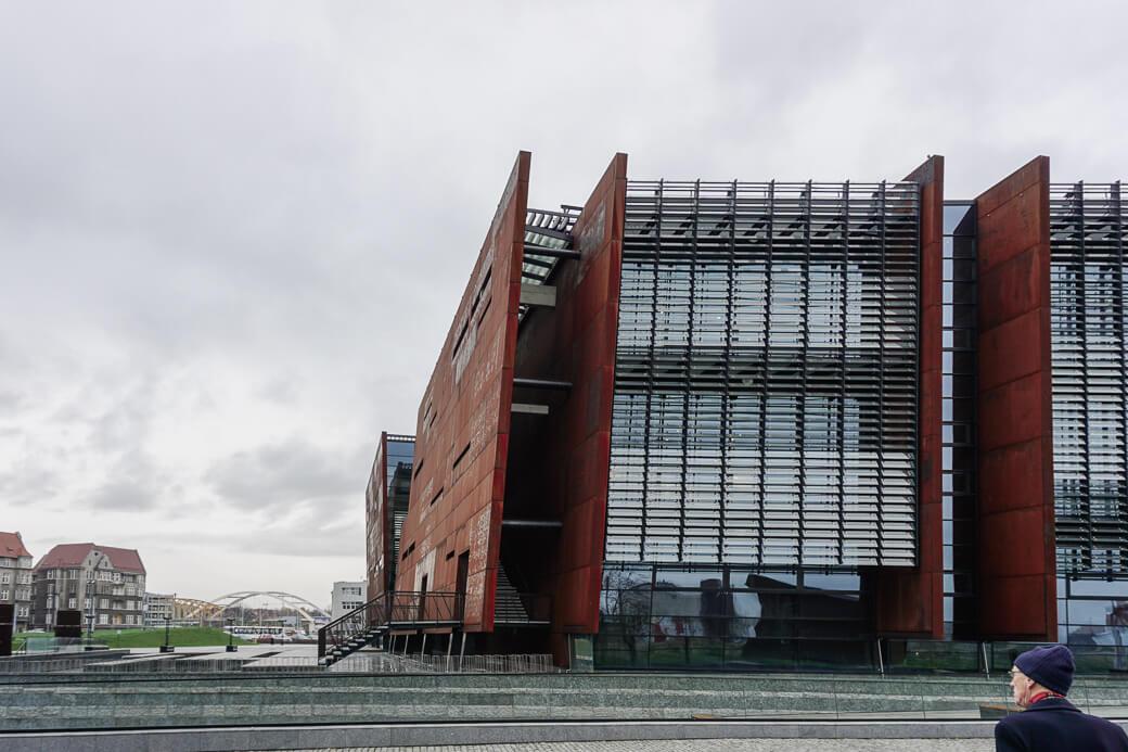 Centrum voor Europese Solidariteit | Europejskie Centrum Solidarności | Gdansk | Polen