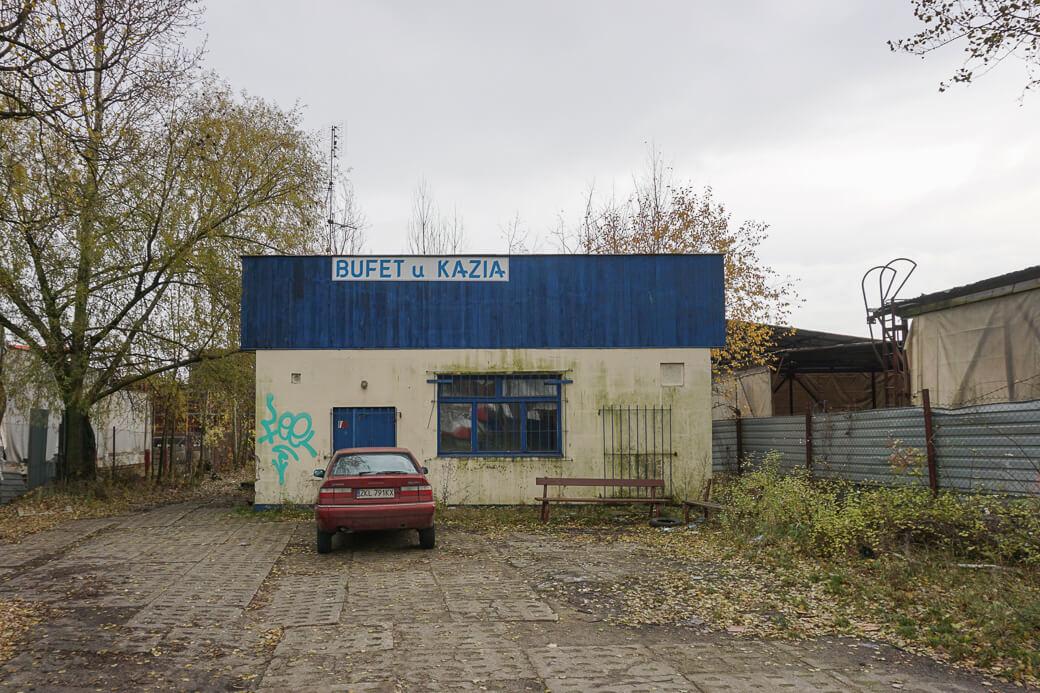 Bufet nabij Sala BHP | Gdansk | Polen
