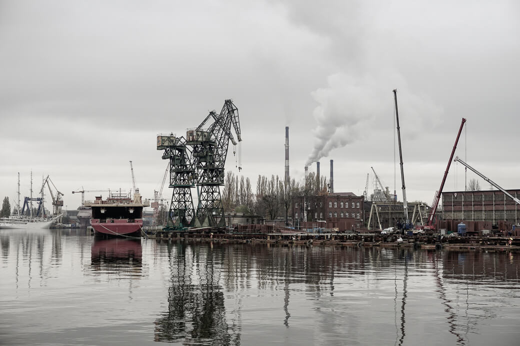 Scheepswerf Gdansk | Stocznia Gdańsk | Gdansk | Polen