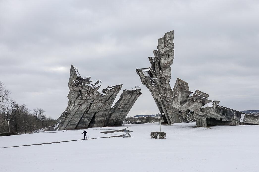 Monument Negende fort | Kaunas | Litouwen