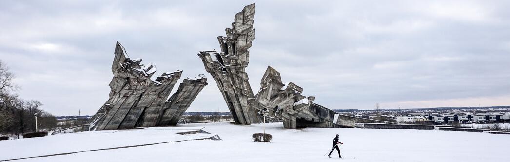 Monument Negende Fort | Litouwen | Kaunas