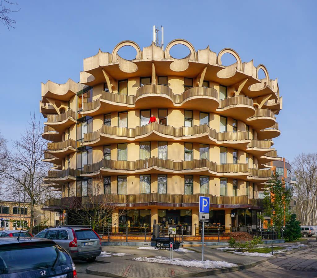 Hotel Pušynas | Druskininkai | Litouwen