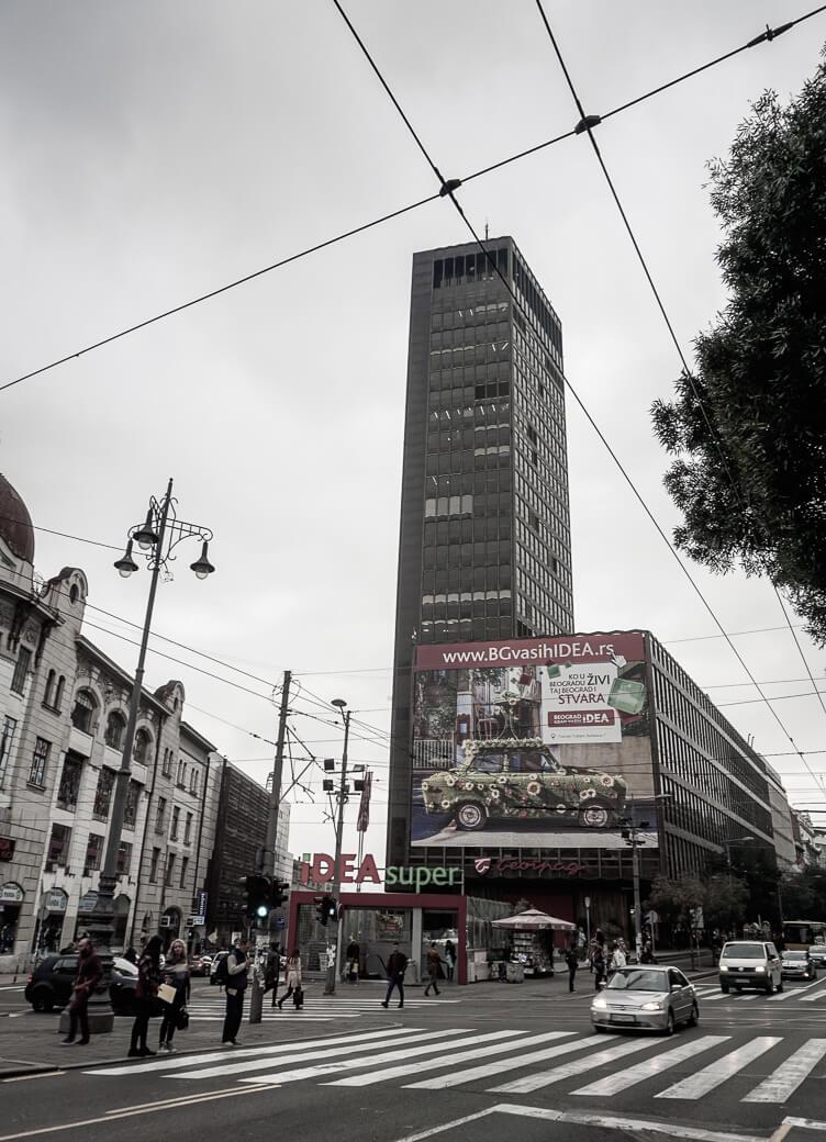Beograđanka - Palata Beograd | Belgrado | Servië