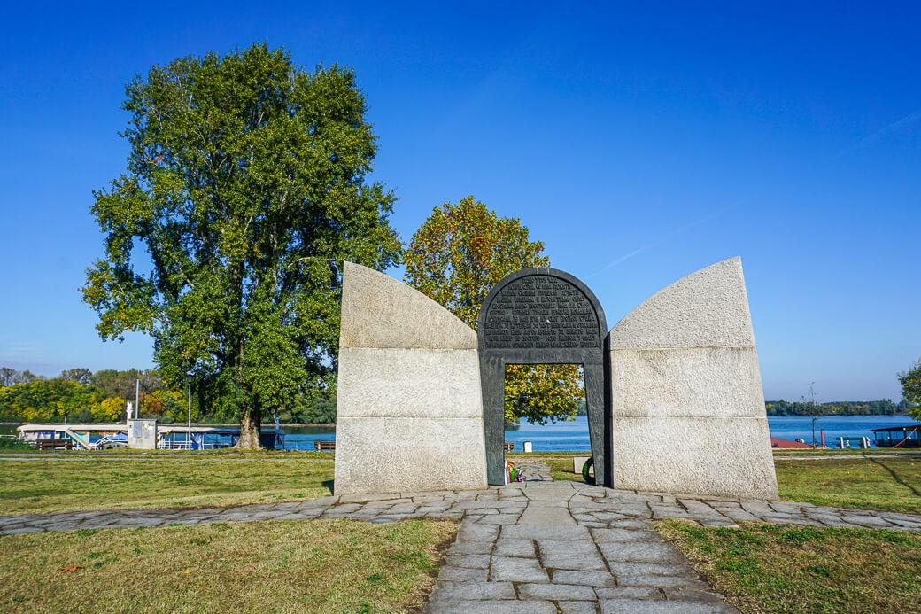 Monument voor de verdedigers van Belgrado, 1915  Belgrado | Servië