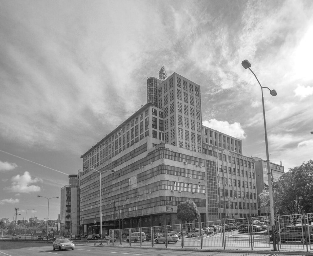 BIGZ Gebouw | Zgrada BIGZ-a | Belgrado | Servië