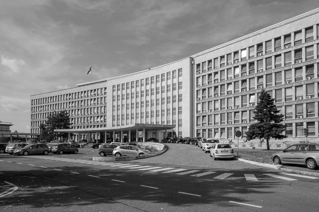 Hotel Jugoslavija | Belgrado | Servië