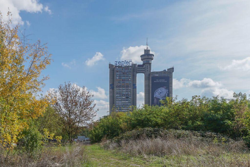 Zapadna Kapija (Genex Tower) | Belgrado | Servië