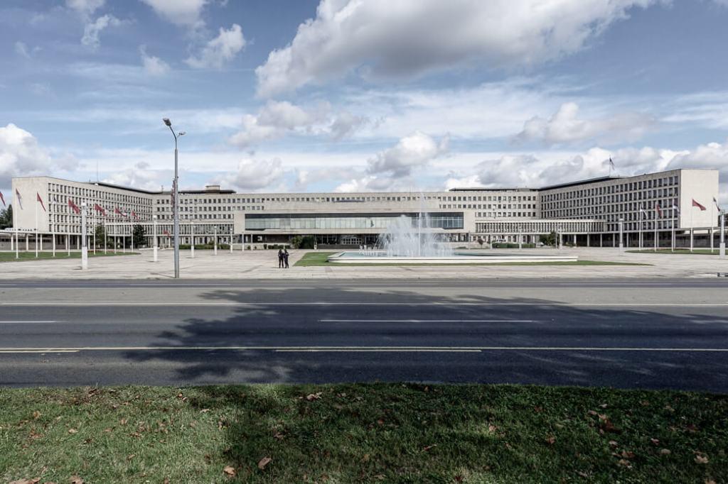 Palata Srbija | Belgrado | Servië