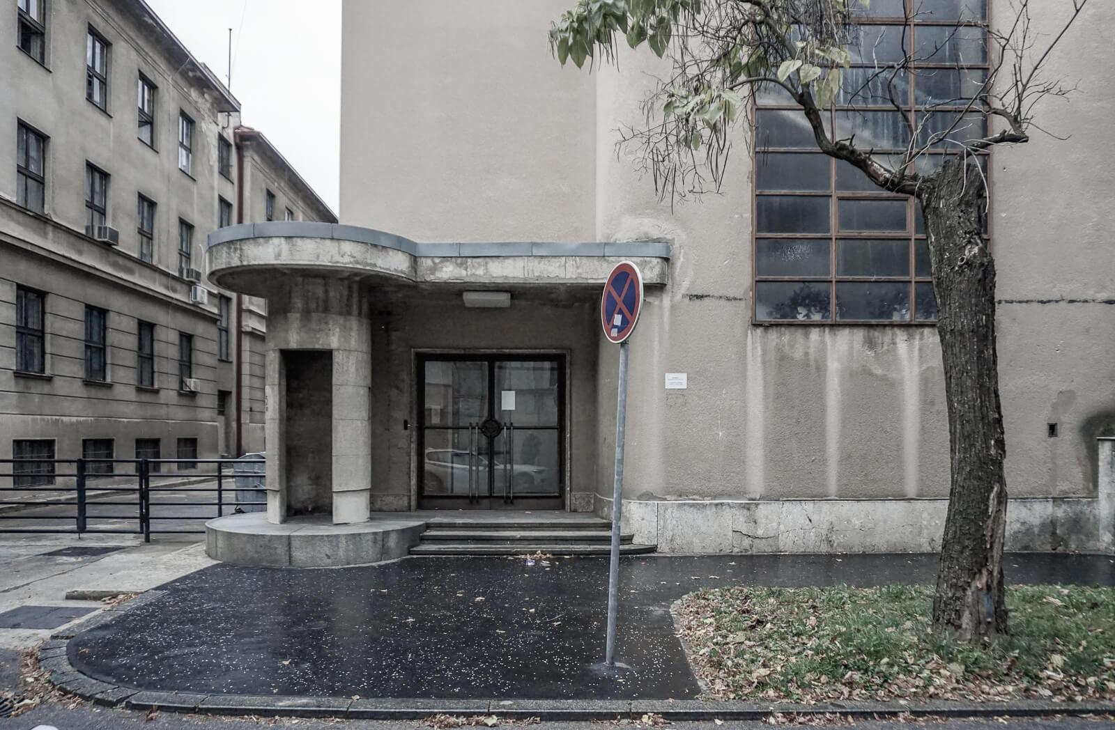 Hoofdkwartier van de luchtmacht | Belgrado | Servië