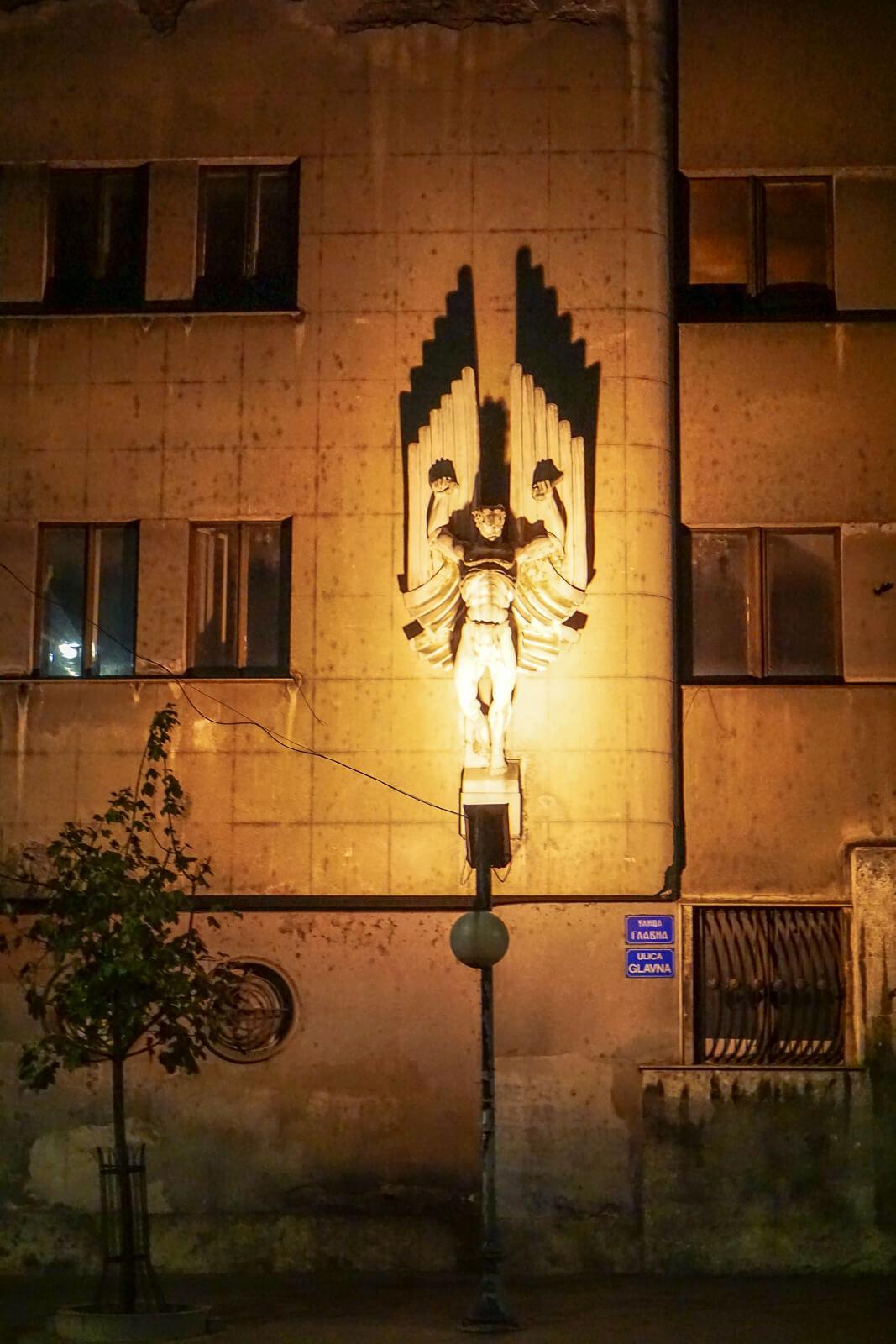Icarus, Hoofdkwartier van de luchtmacht | Belgrado | Servië