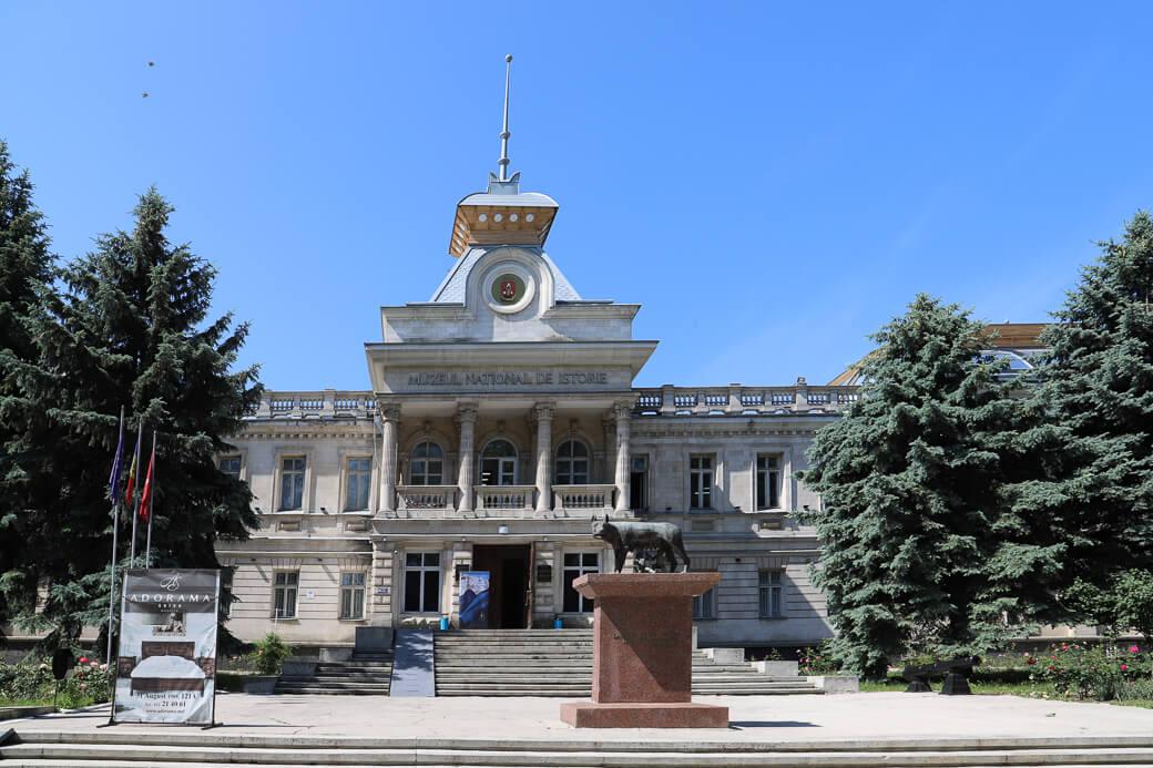 Historisch Museum Moldavië | Chisinau | Moldavië