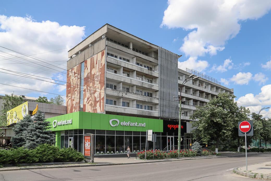 Turist Hotel | Chisinau | Moldavië