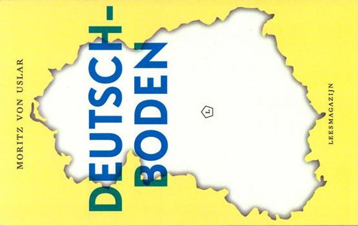 Deutschboden | Moritz von Uslar
