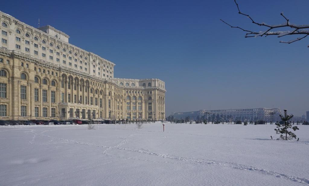 Parlementsgebouw | Boekarest | Roemenië
