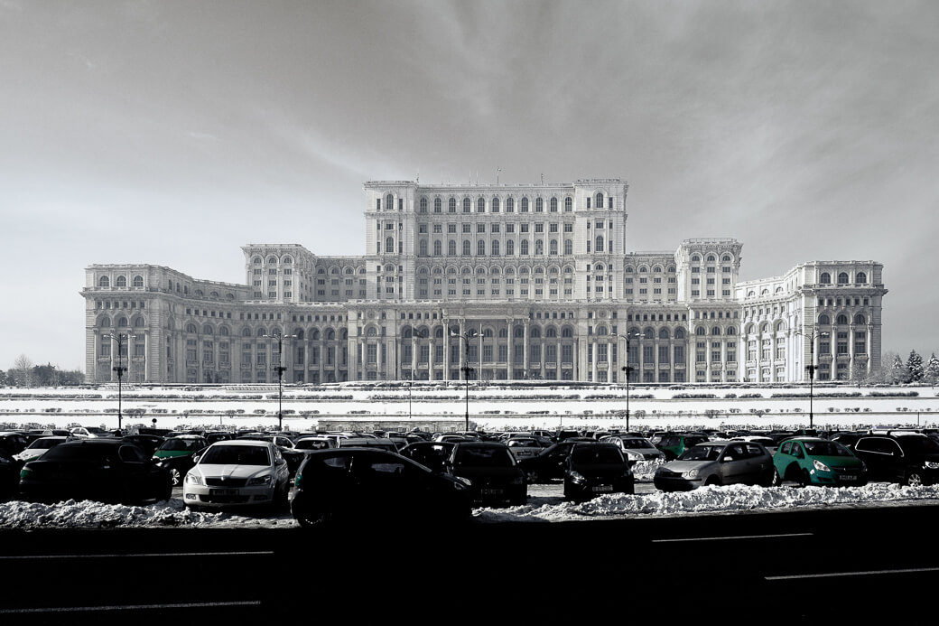 Parlementspaleis | Casa Poporului | Boekarest | Roemenië