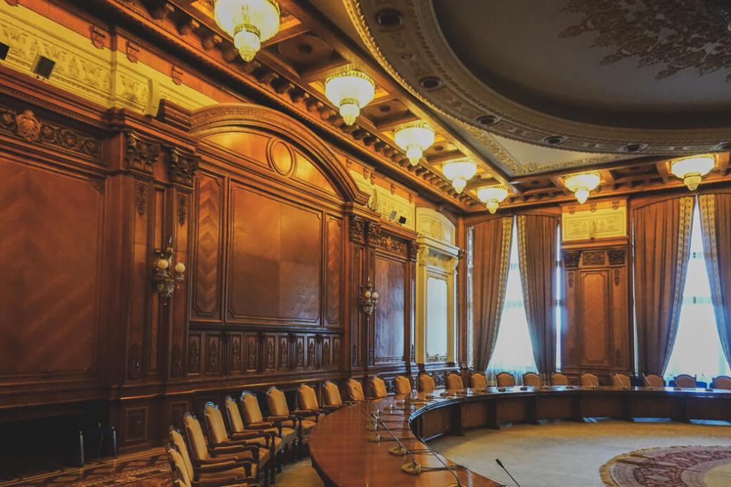 Parlementspaleis | Palatul Parlamentului | Boekarest | Roemenië