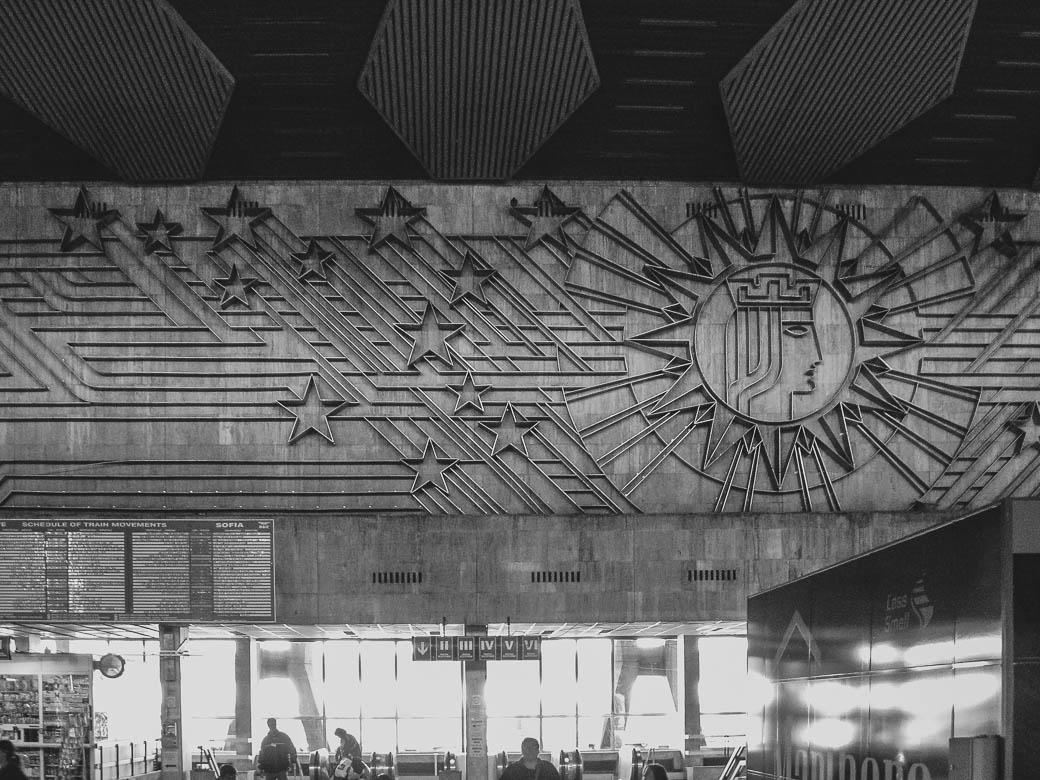 Centraal station | 2014 | Sofia | Bulgarije