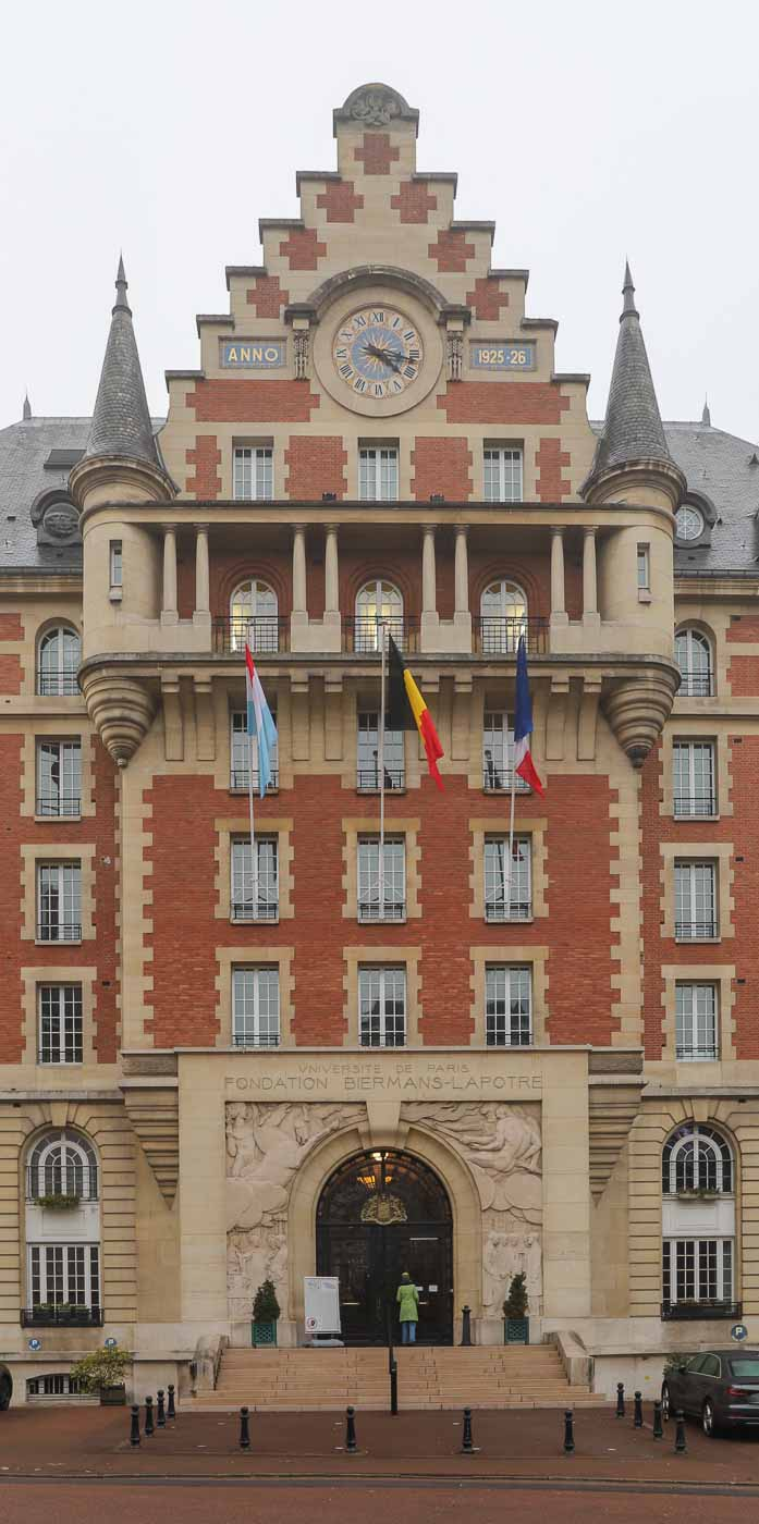 Fondation Bermans-Lafotre | Parijs | Frankrijk