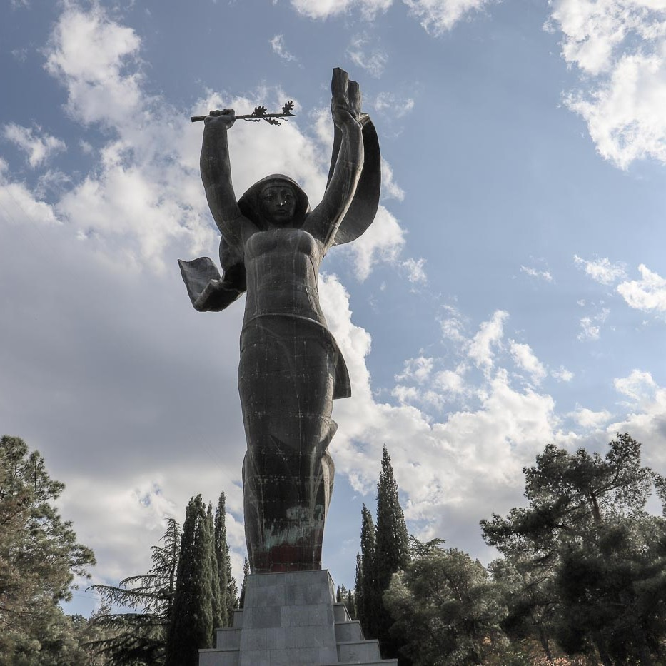 Monument WOII | Tbilisi | Georgië