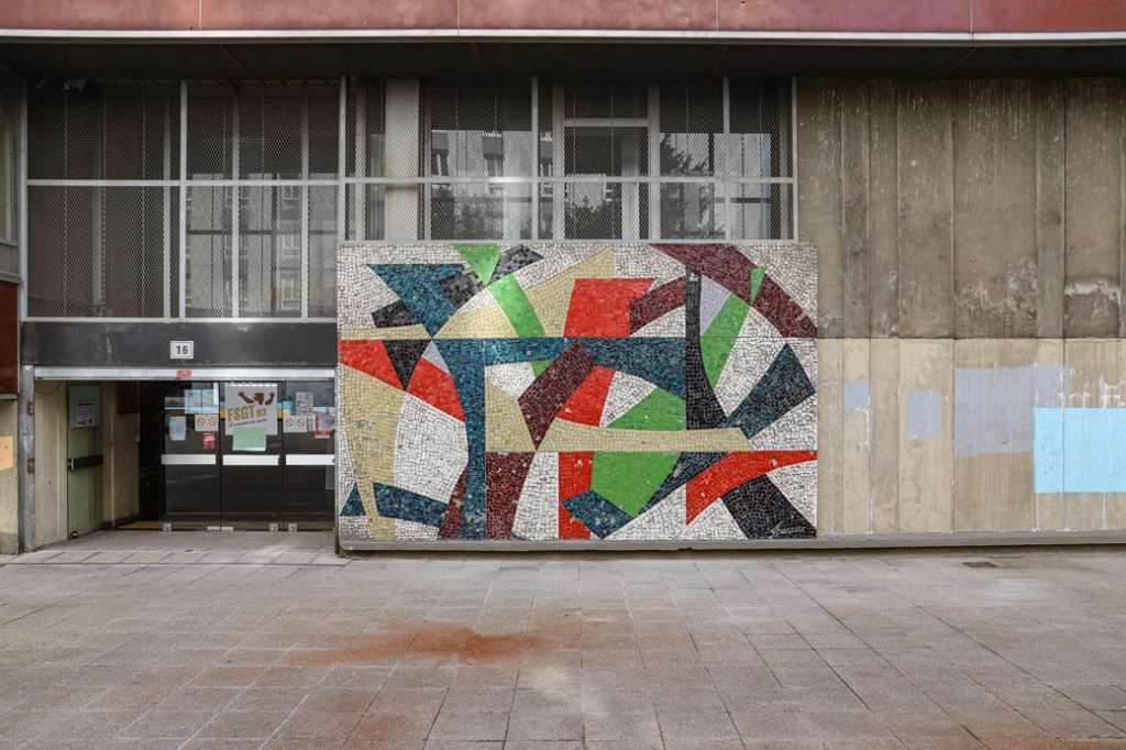 Flats aan de Avenue Paul Eluard | Bobigny | Parijs | Frankrijk