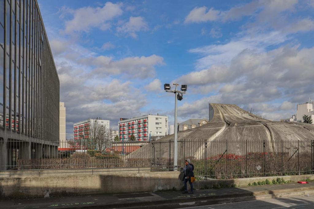 Bourse Départementale du Travail | Bobigny | Parijs | Frankrijk