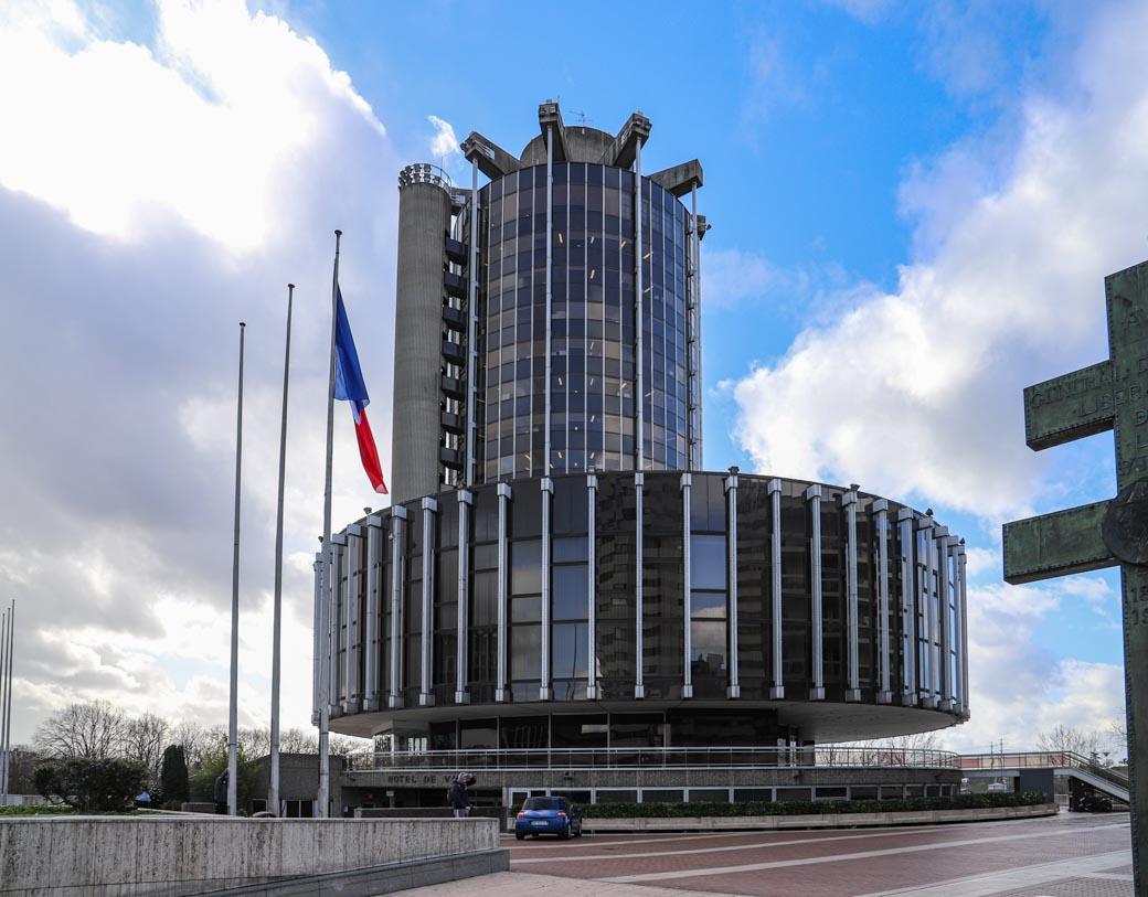 Hôtel de Ville de Créteil | Parijs | Frankrijk