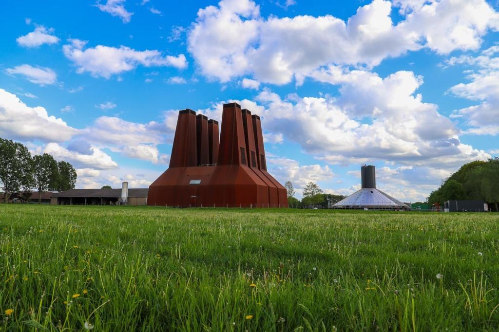 Warmte Kracht Koppeling centrale (WKK) | Utrecht | Nederland