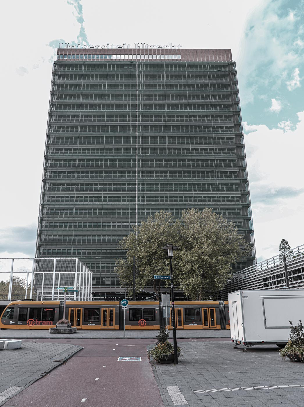 Willem C. van Unnikgebouw (voorheen Trans II) | De Uithof | Utrecht
