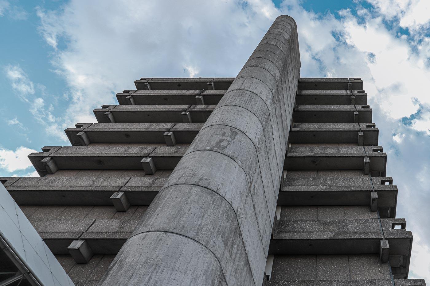 Hugo R. Kruytgebouw (voorheen Trans 3) | De Uithof | Utrecht