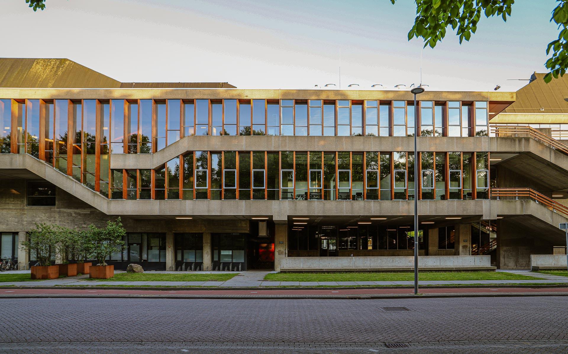 Aula TU Delft | Nederland