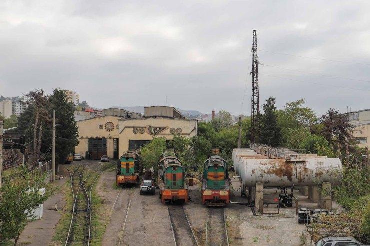 Metrostation Gotsiridze | Tbilisi | Georgië