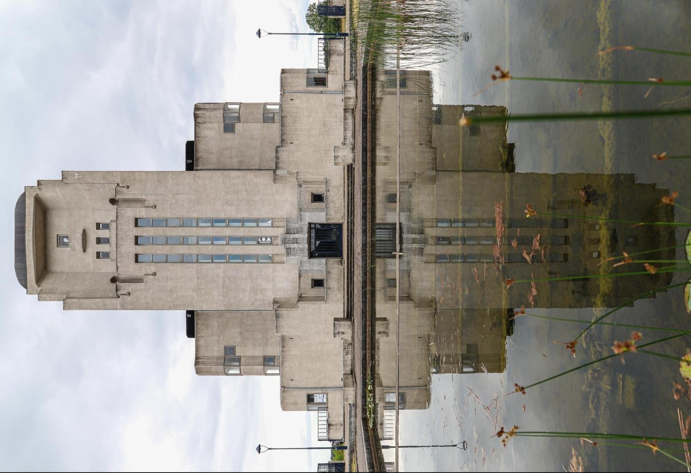 Gebouw A | Radio Kootwijk | Nederland