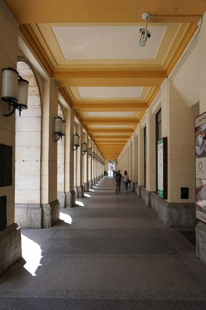 Arcades bij KDM | Wroclaw | Polen