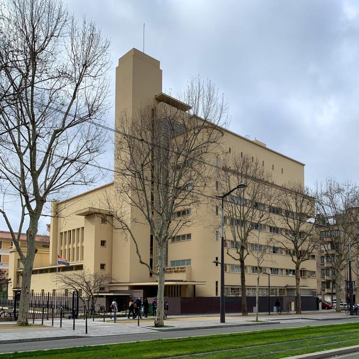 Collège néerlandais | Parijs | Frankrijk