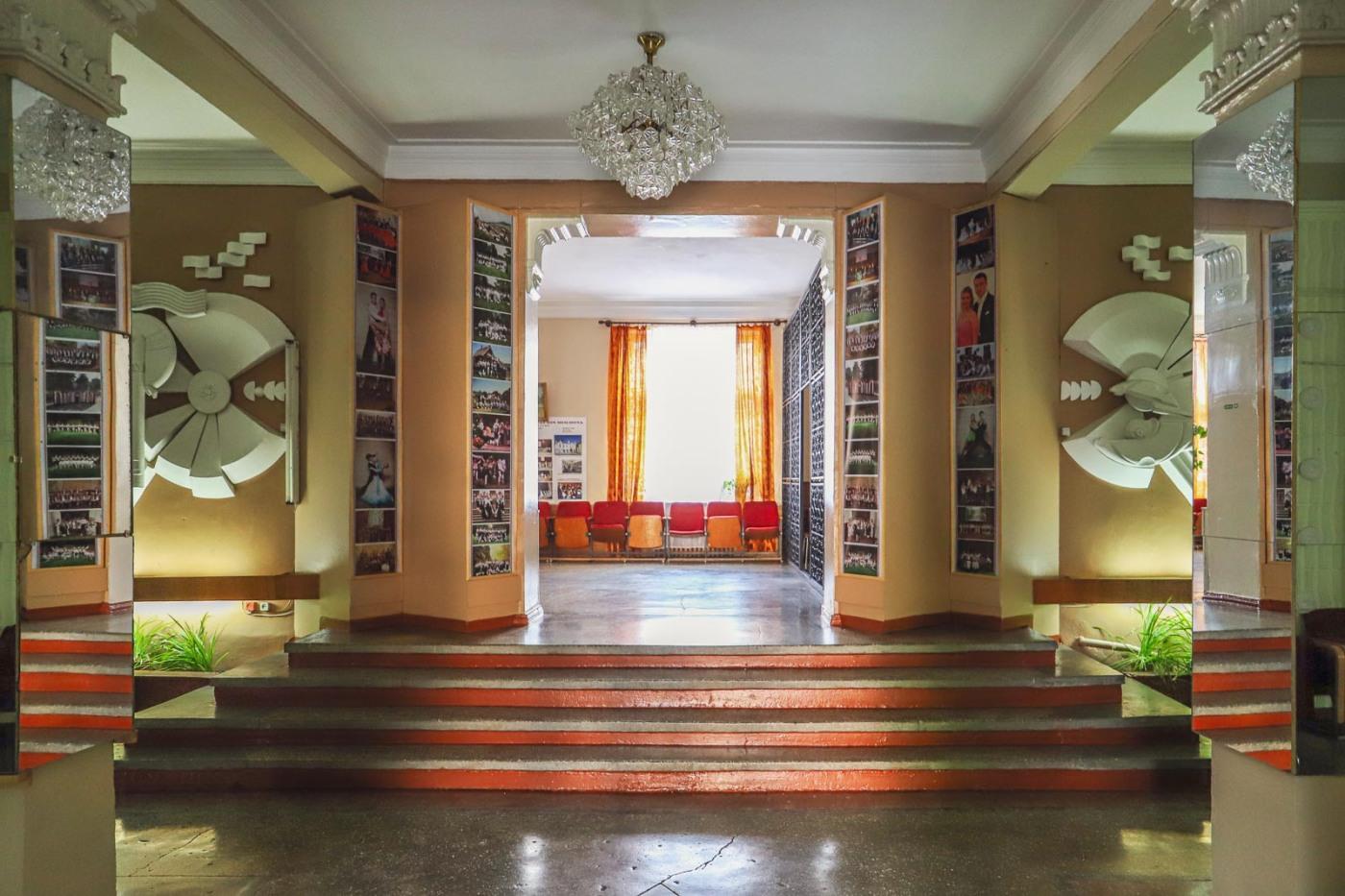 Casa de Cultură | Chisinau | Moldavië