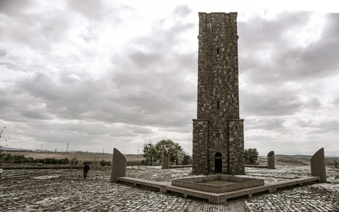 Gazimestan Monument | Pristina area | Kosovo