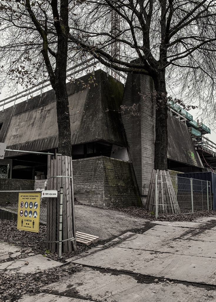 De Bunker   TU Eindhoven   Nederland
