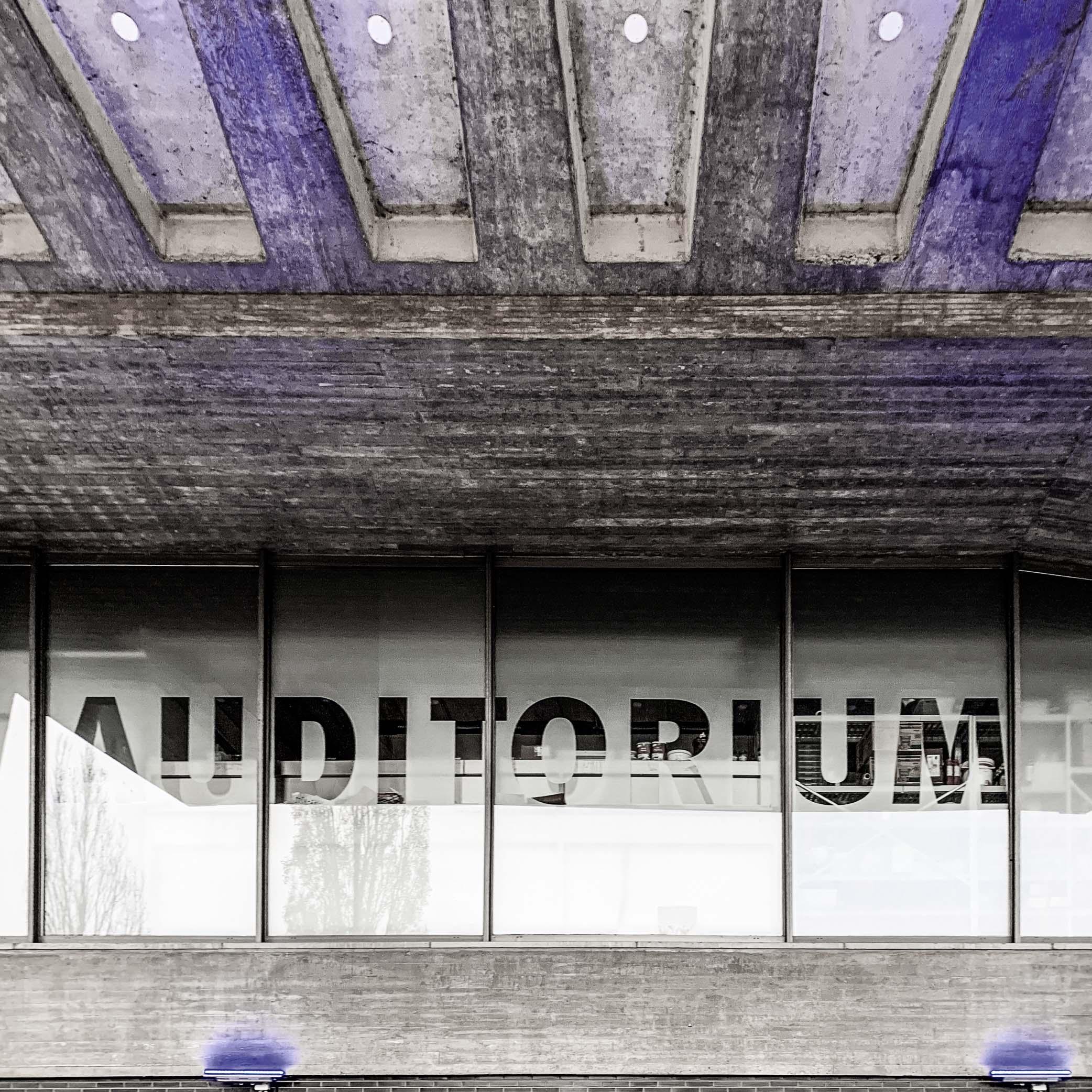 Auditorium | TU Eindhoven | Nederland